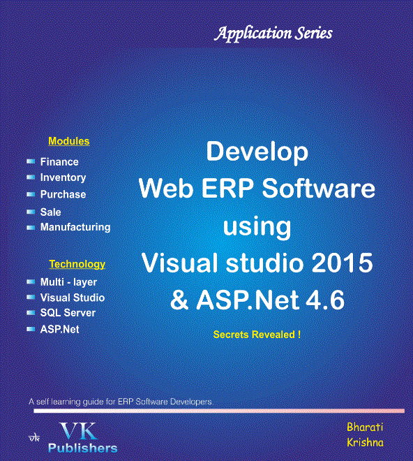 Develop Web ERP Software